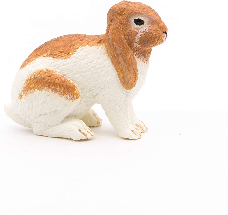 Ferme Amis-modèle 51172 Lapin Angora Figure PAPO