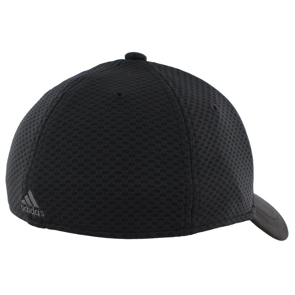 ef51af1d0ad59 adidas Mens Amplifier Stretch Fit Structured Cap