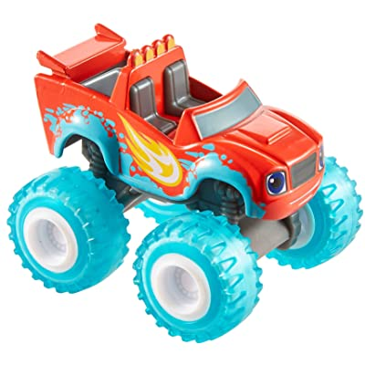 Fisher-Price Nickelodeon Blaze & The Monster Machines, Water Rider Blaze: Toys & Games