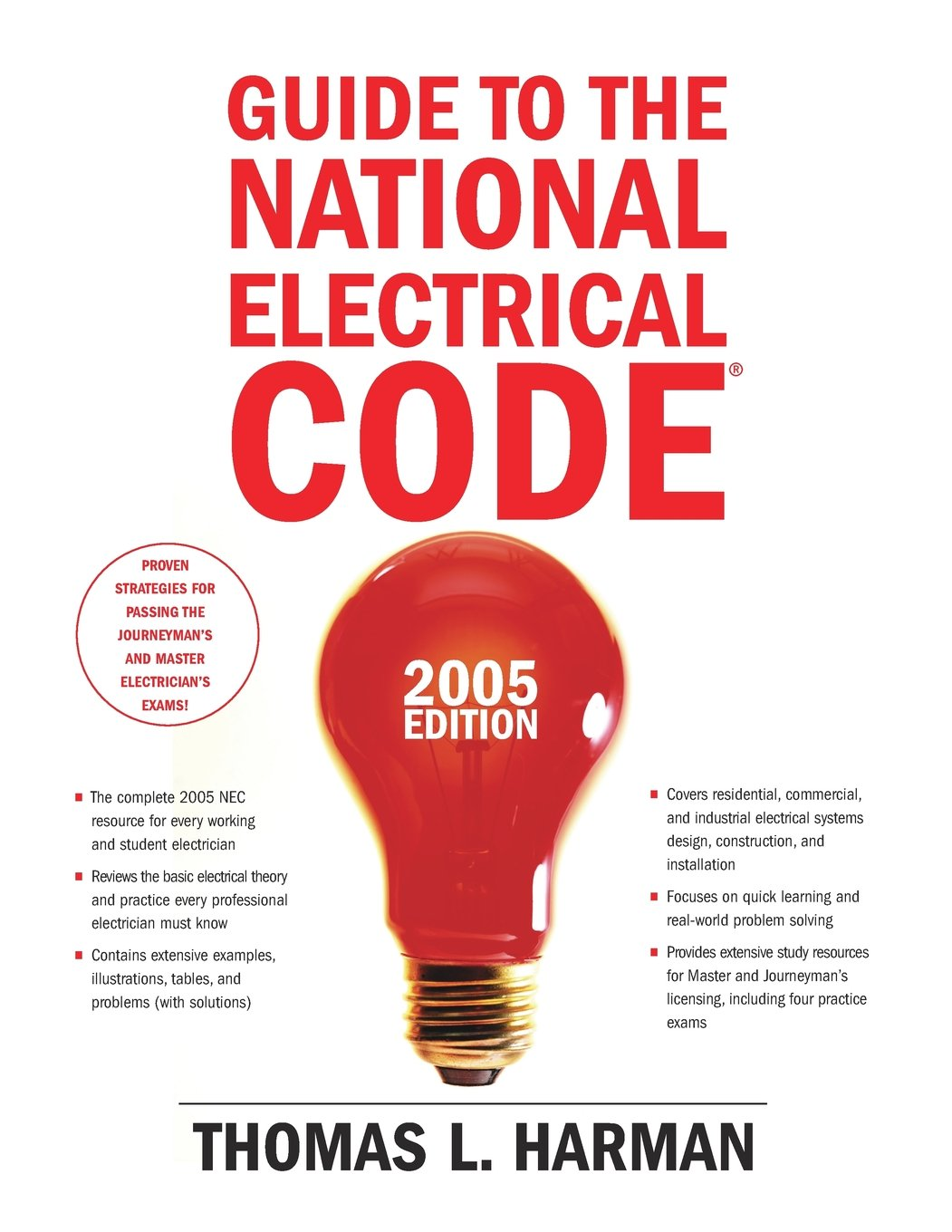 Guide to the National Electrical Code, 2005 Edition (10th Edition): Thomas  L. Harman: 9780131480025: Amazon.com: Books
