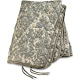 Military Style Poncho Liner Blanket - Woobie