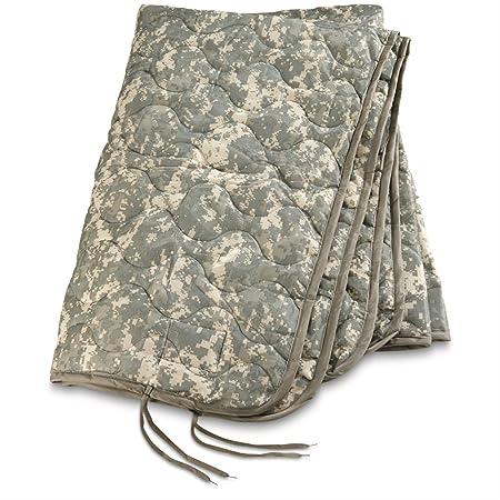 Military Style Poncho Liner Blanket – Woobie Army Digital Camo ACU
