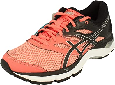 Asics Gel-Zone 6 Mujeres Running Trainers 1012A496 Sneakers Zapatos: Amazon.es: Zapatos y complementos