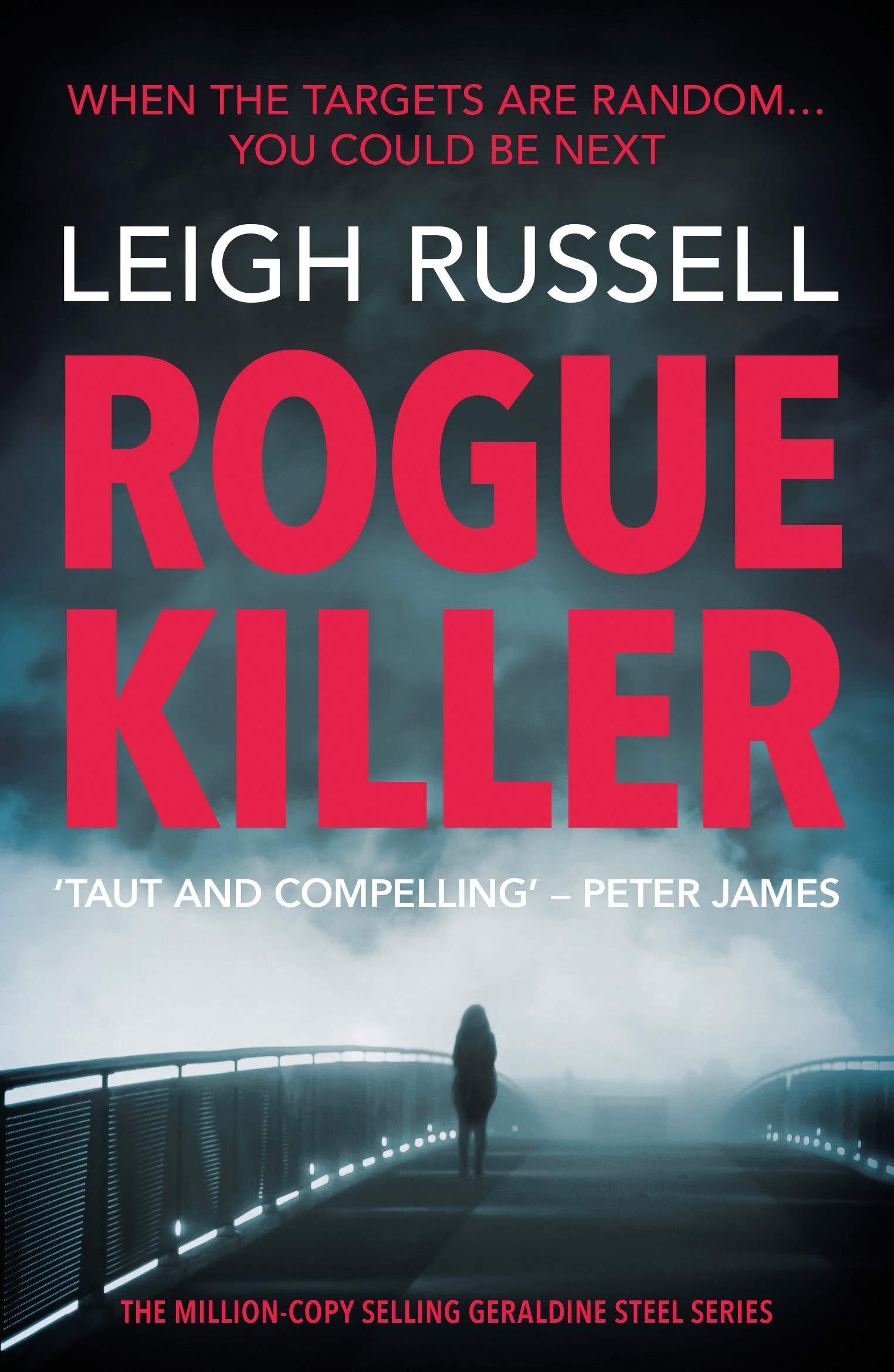 Rogue Killer: Amazon co uk: Leigh Russell: 9781843449386: Books