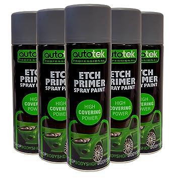Spray de imprimación, de la marca Autotek, para aluminio ...