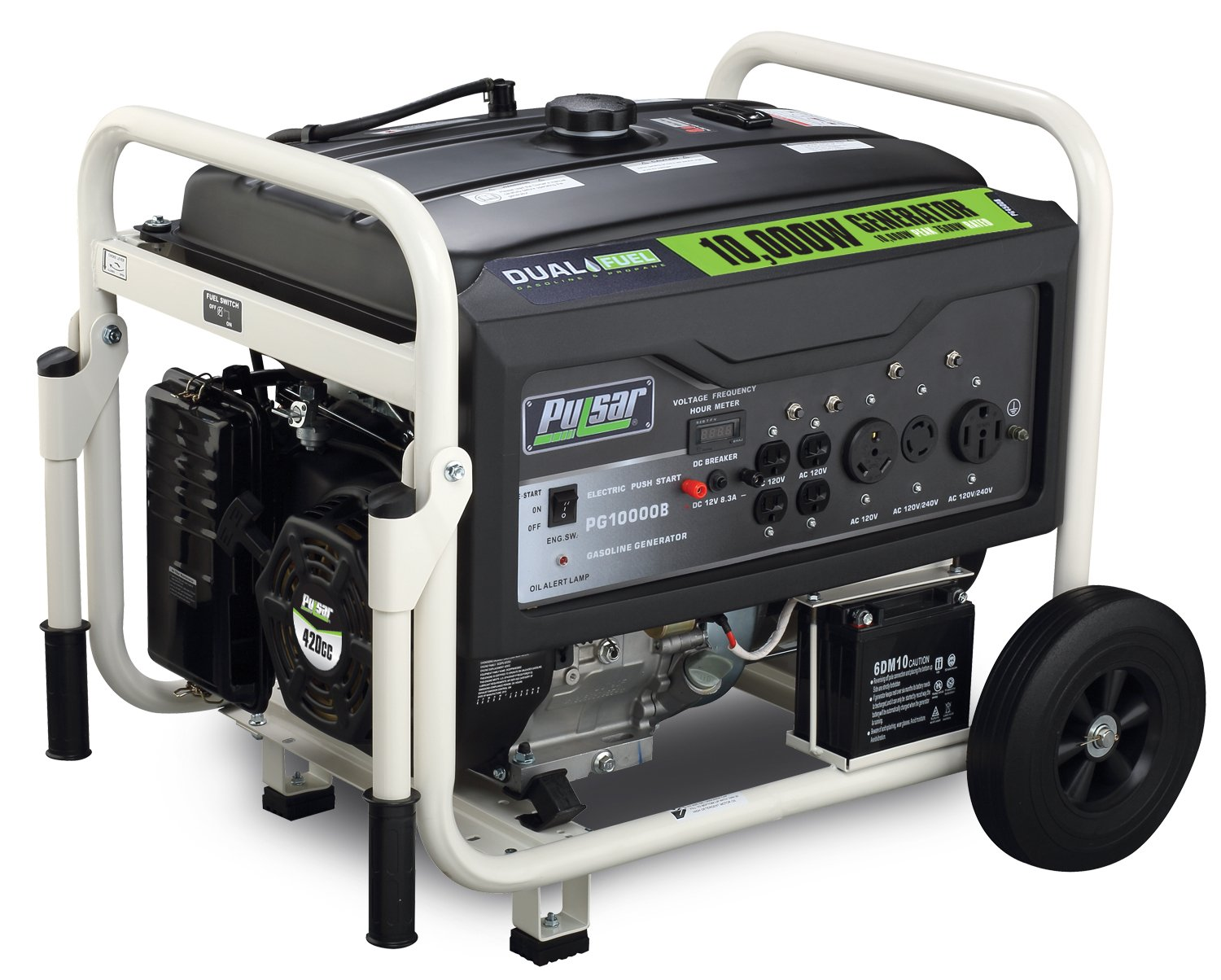 Top 10 Best Propane Powered Generators 20182019 on Flipboard