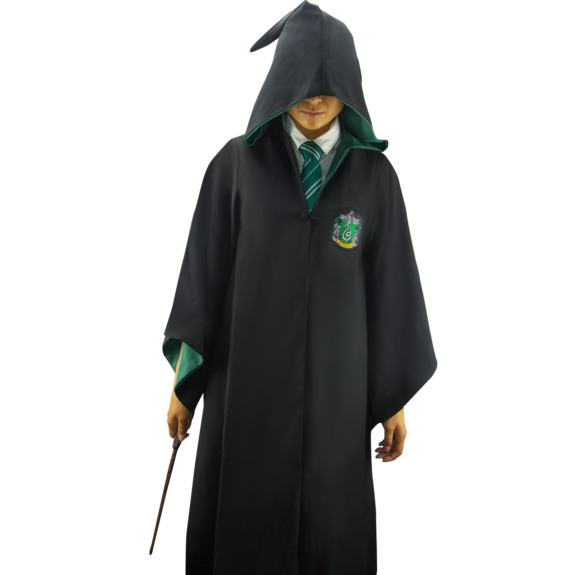 Harry Potter Authentic Tailored Wizard Robes Cloak by Cinereplicas by Cinereplicas (Image #5)