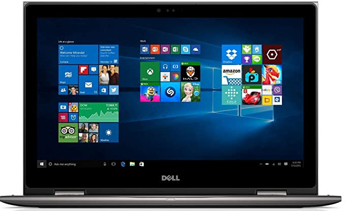 Dell Inspiron 5578 15.6 inch Laptop  7th Gen Core i7/8 GB/1TB/Windows/Integrated Graphics  Laptops