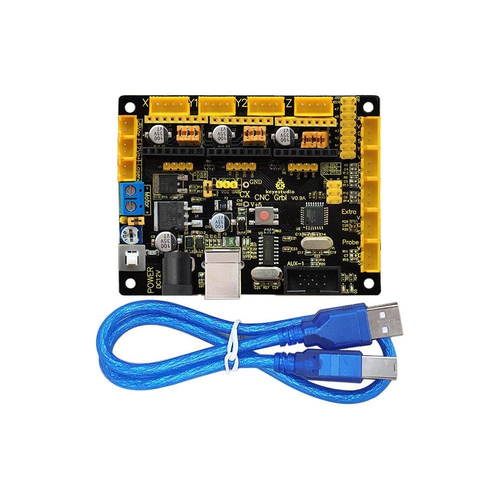 keyestudio Grbl CNC Controller Board with USB