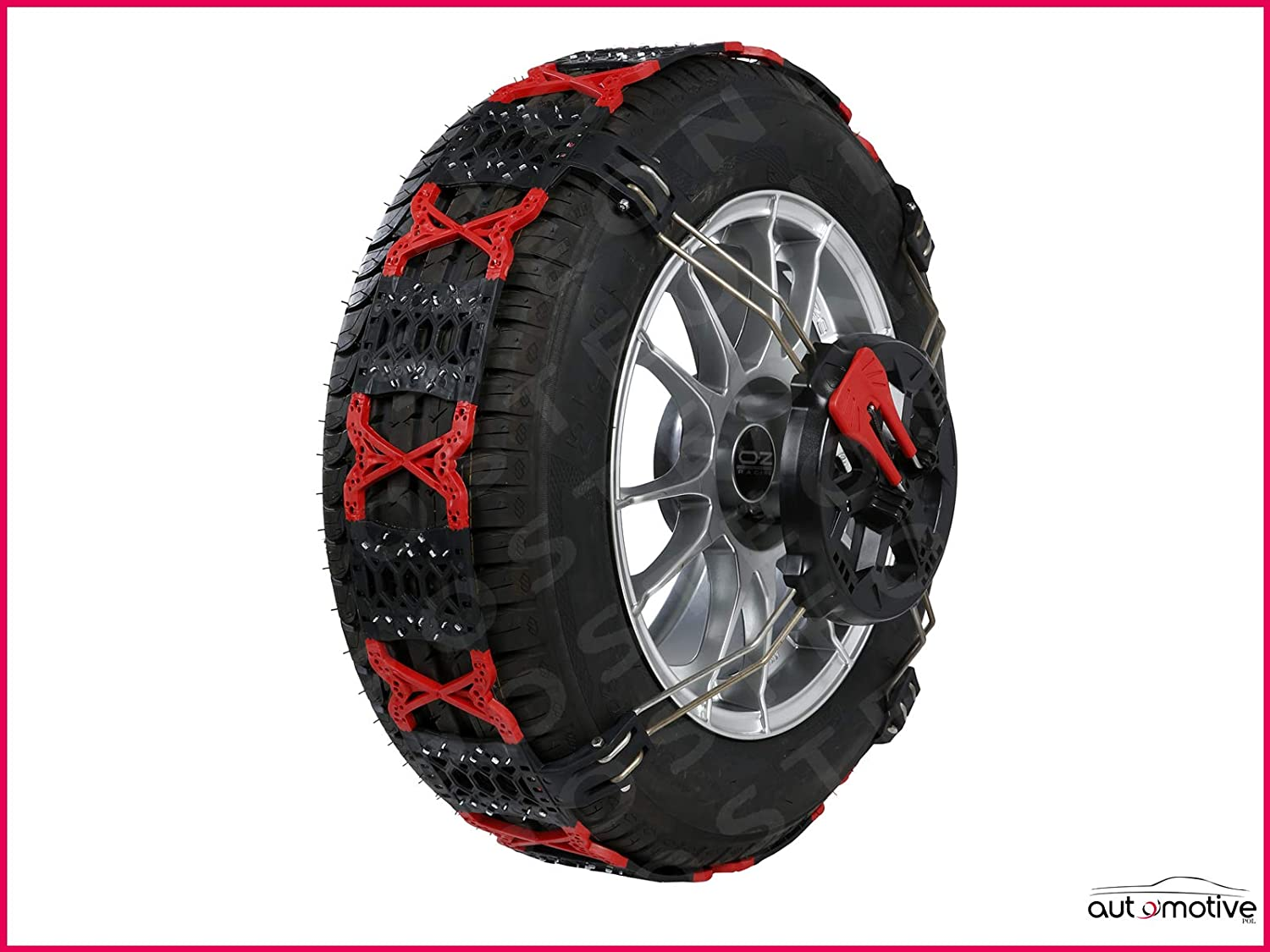 Modules approved snow chains 215/70/16 size 0 Innovative 05740