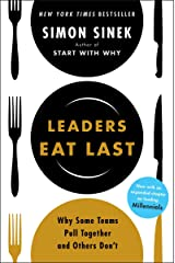 Leaders Eat Last (With a New Chapter) Paperback