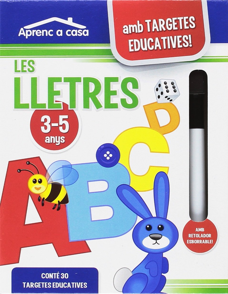 CARTAS EDUCATIVAS APRENDO EN CASA - LES LLETRES: Amazon.es: MÓNICA MARTÍNEZ  VICENTE: Libros