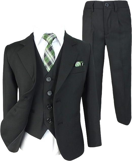 Amazon.com: Conjunto completo de 6 piezas de traje de cóctel ...