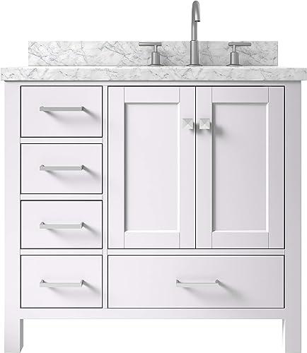 ARIEL 37″ Inch Bathroom Vanity