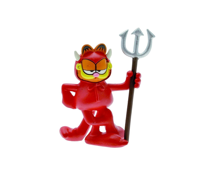 Garfield Plastoy 66054 - Llavero Diablo: Amazon.es: Juguetes ...