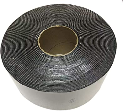 Ewt 615 Asphalt Tarmac Parking Lot Joint And Crack Sealer Repair Hot Filler Tape 50 Ft Long 4 Inchs X 50ft Tape Amazon Com