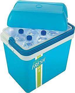 MOBICOOL P25 Glacière passive turquoise, 25L, convient aux grandes bouteilles, p280xh435xl390mm