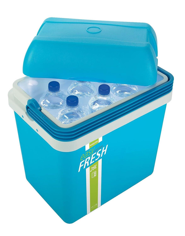 Mobicool Fresh - Nevera pasiva portátil, color azul, 25 litros de ...