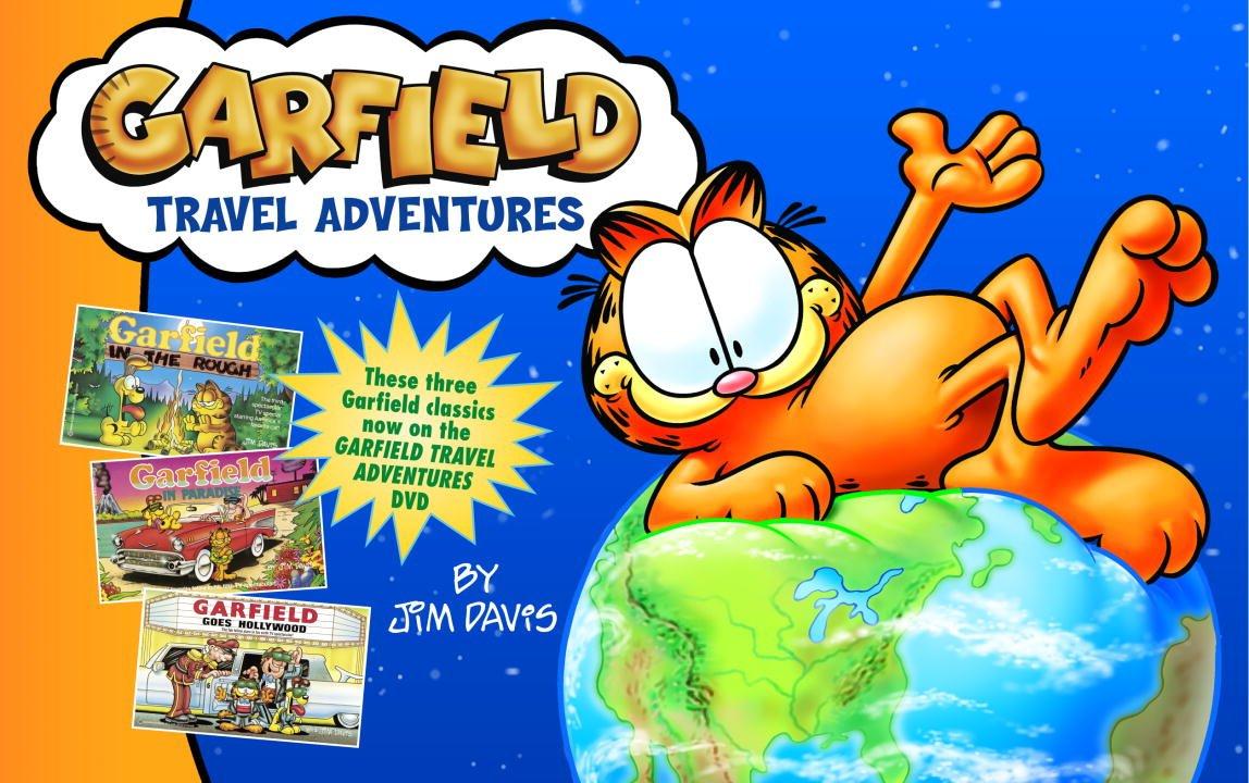 Back to previous page home garfield holiday celebrations - Garfield Travel Adventures Turtleback School Library Binding Edition Garfield Pb Jim Davis 9781417708840 Amazon Com Books