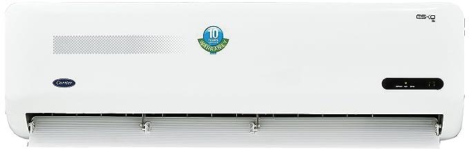 Carrier 1 Ton 3 Star Inverter Split AC (Copper, Esko Inverter CAI12EK3C8F0, White)