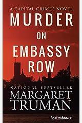 Murder on Embassy Row (Capital Crimes Book 5) Kindle Edition