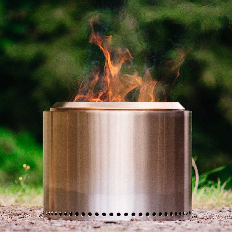 Unboxing & Reviews for Solo Stove Bonfire Super Efficient