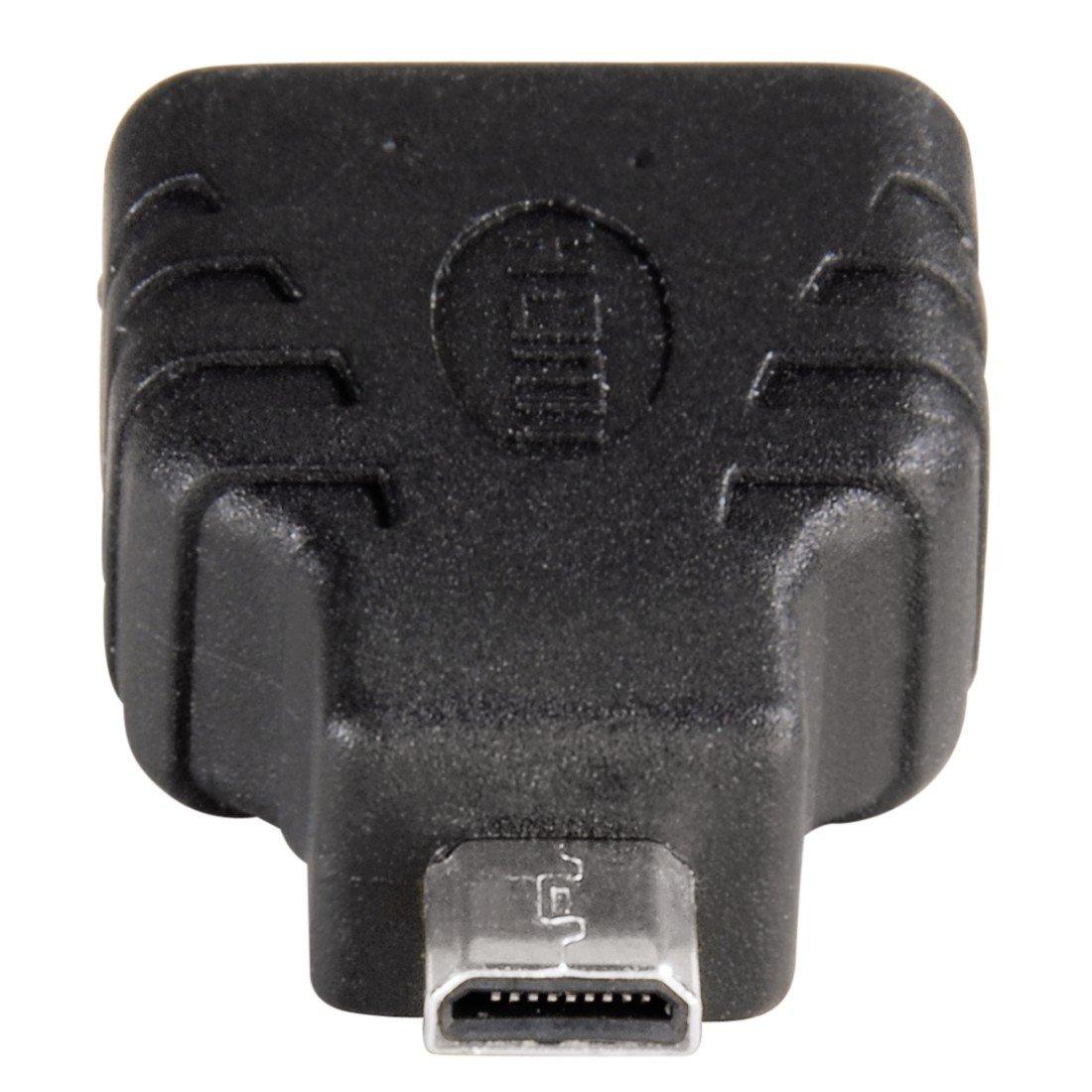 HDMI/™ femelle - HDMI/™ femelle Hama Adaptateur HDMI/™ Noir