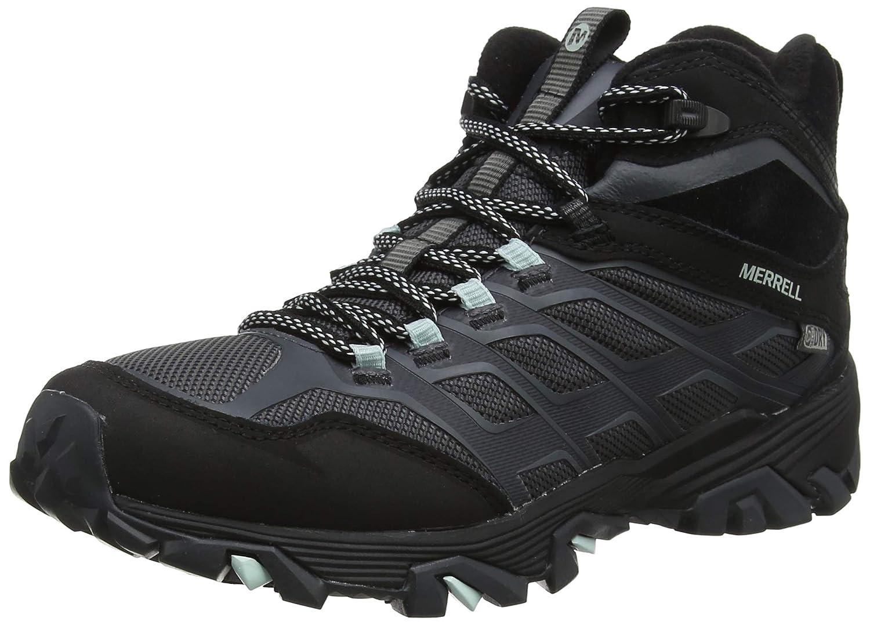 gris (Granite Granite) Merrell Moab FST Ice+ Thermo, Chaussures de Randonnée Hautes Femme 37.5 EU