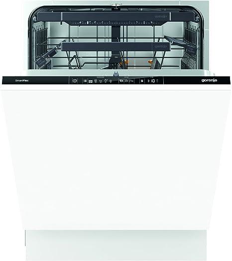 Gorenje GV66160 Totalmente integrado 16cubiertos A+++ lavavajilla ...
