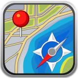 Offline Map London, UK - CNM