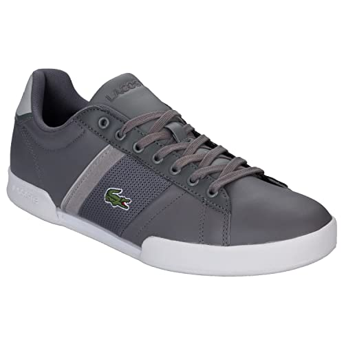 e66b771c8d2 Zapatillas Lacoste Deston Blanco  Amazon.es  Zapatos y complementos