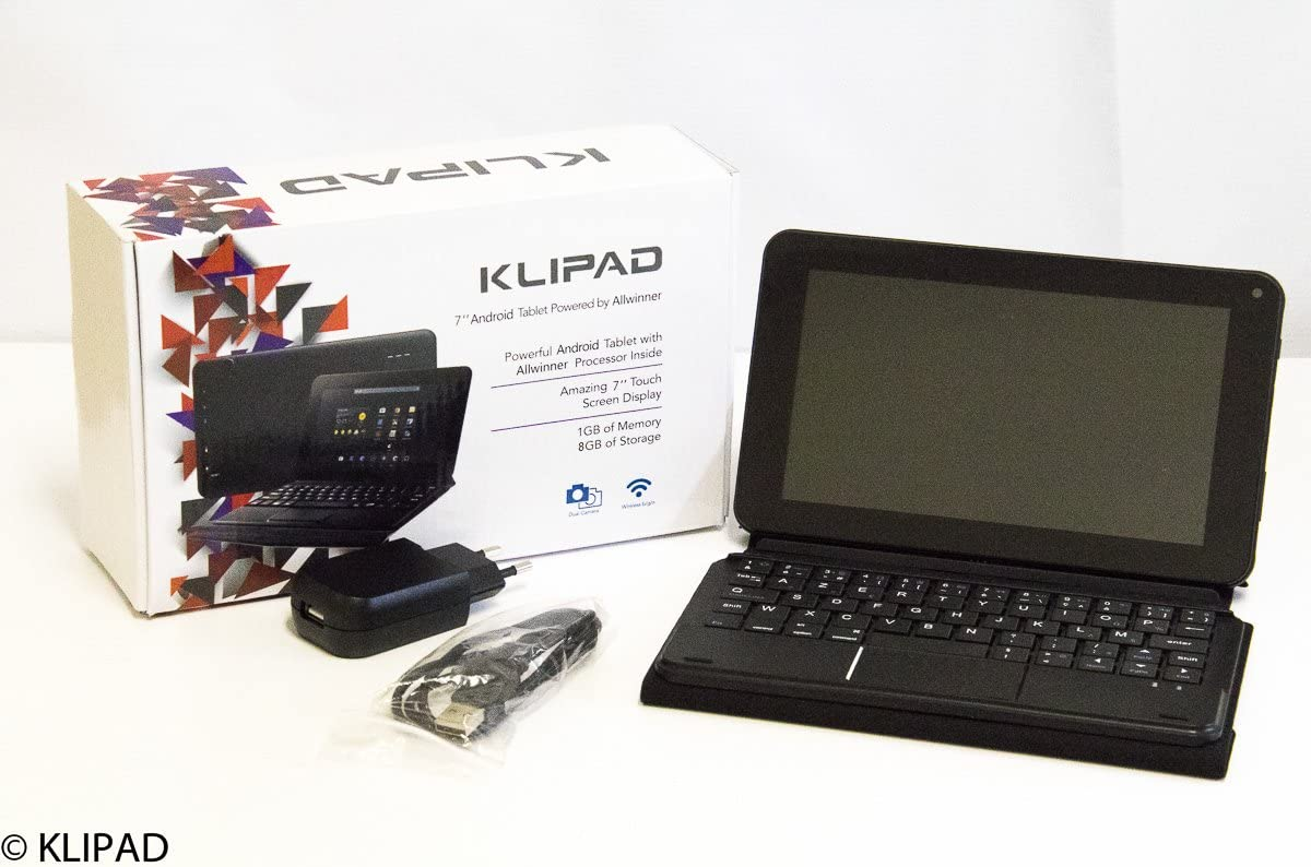 Klipad Android Tablet 2-in-1 7