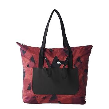 4564e3f554 adidas Women s Better Tote Gr Bag - Multi-Colour Rubmis Blanco ...