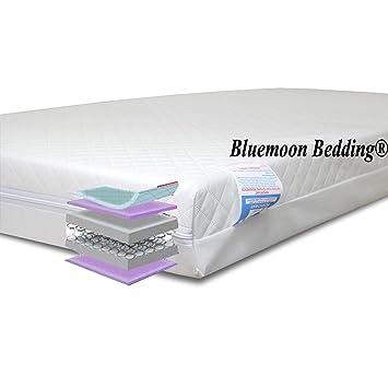 super popular beb63 4bd84 Baby Cot Toddler Junior Bed Cot Bed Cotbed Sprung Spring ...