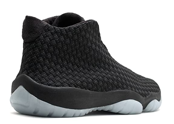buy popular a421c 0b56d Amazon.com   Jordan Air Future Premium (2018) Black Glow   Shoes