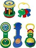 Mee Mee Baby Rattle Gift Set  (5 Piece)