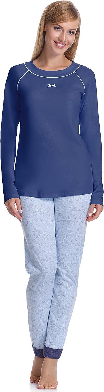 Italian Fashion IF Pijama Camiseta y Pantalones Mujer D4N1T1 0223