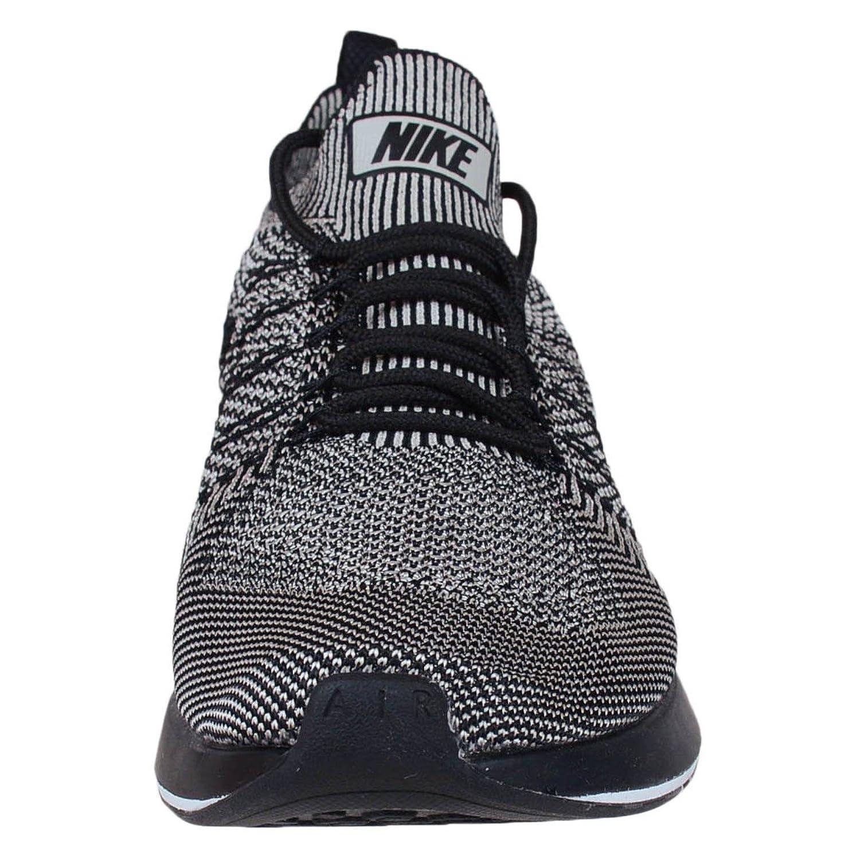 Nike Men's Air Zoom Mariah Flyknit Racer, PALE GREY/BLACK-SOLAR RED:  Amazon.co.uk: Shoes & Bags
