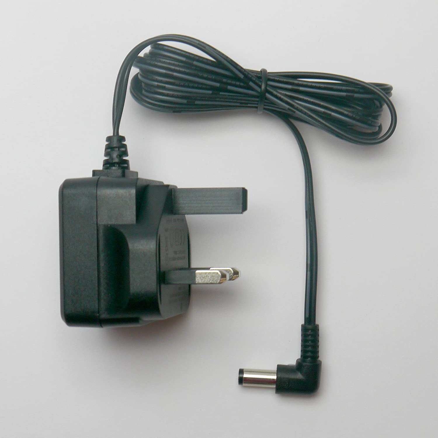 MyVolts 9V UK plug power supply compatible with Boss BR-800 Recorder