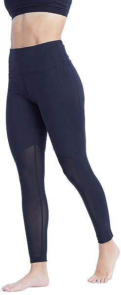 0499a5a060fee Marika Women's Olivia Vented High Rise Tummy Control Legging, Black Medium