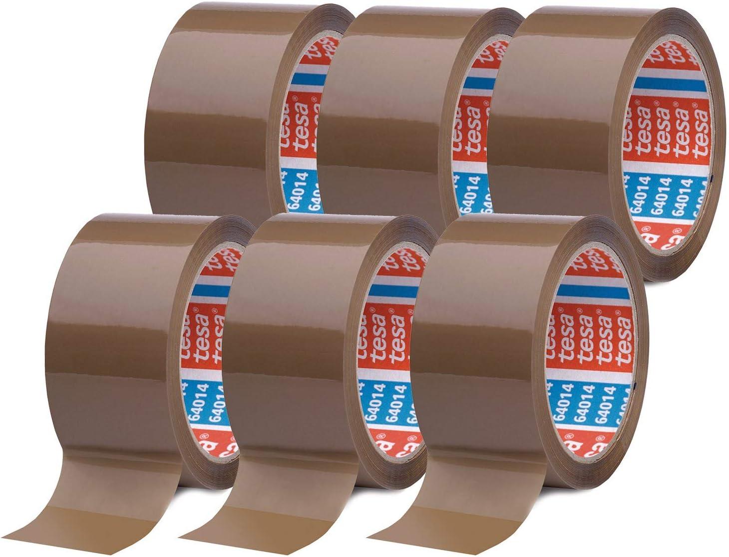 Tesa 04124-00343-00 colore: Marrone 66 m x 50 mm Nastro adesivo