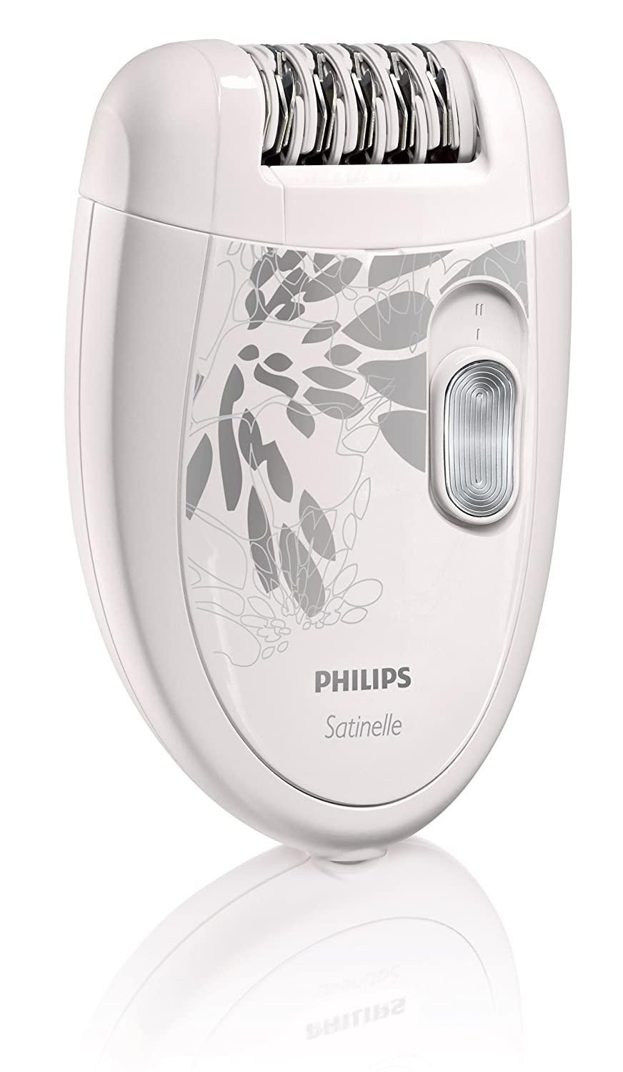 Philips Satinelle Essential, Compact Hair Removal Epilator for Legs, HP6401/50