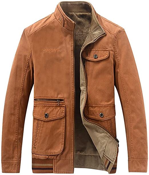 SZYYSD - chaqueta militar del ejército de EE. UU., para hombre