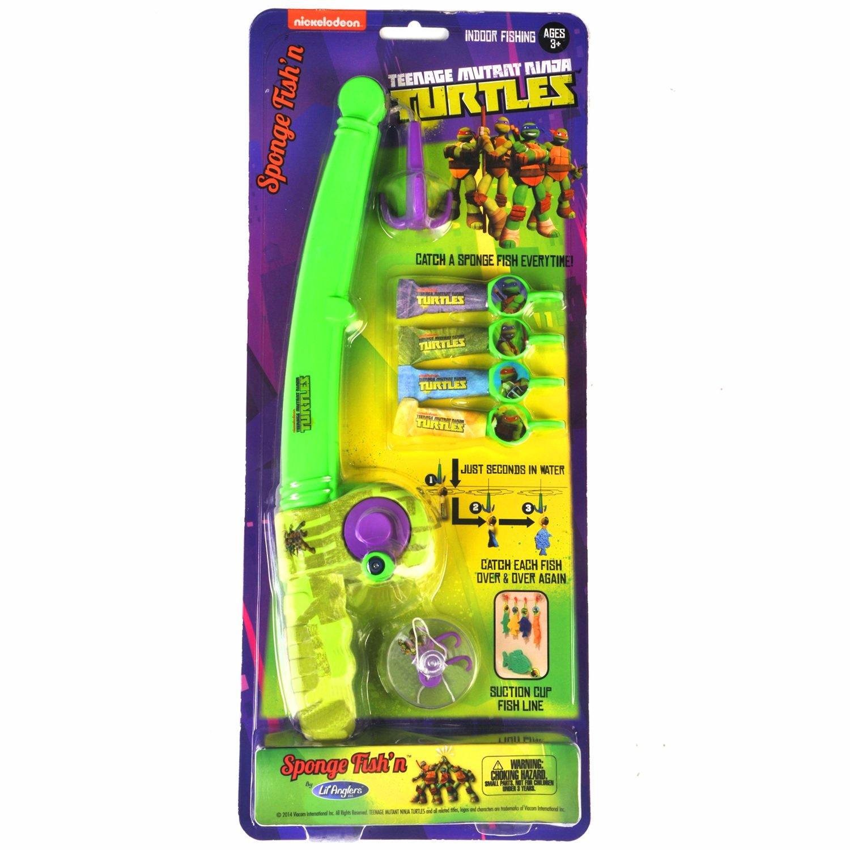 Kid Ruedas Teenage Mutant Ninja Turtles Esponja Fish n ...