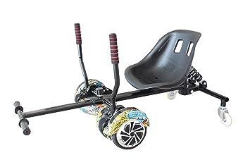 Sumun Sbkssl Asiento Kart Hoverboard, Negro, 6.5: Amazon.es ...