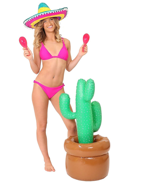 5 Verschiedene Kaktus In Kostüm Party Schwebe Aufblasbare Stile ukZOXiP