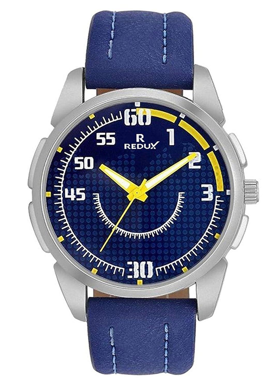 Redux Brock Analog Blue Dial Men's & Boys Watch -RWS0039S