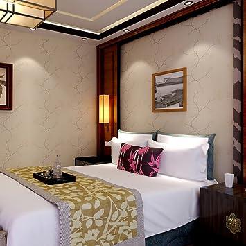Vliestapete chinesische Blume/Grüne Tapete/ Schlafzimmer Den ...