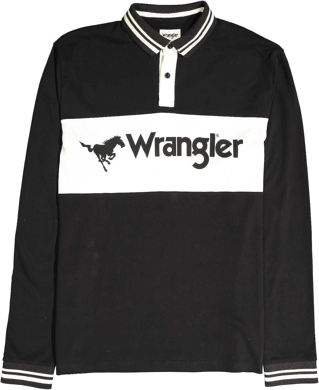 Wrangler - Camisa casual - Manga larga - para hombre: Amazon.es: Ropa y accesorios