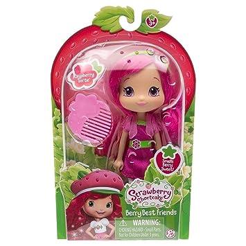 Rosita Fresita Y Sus Amigas Strawberry Shortcake Berry Best Friends Frambuesita Raspberry Torte Muneca 15 Cm The Bridge Direct
